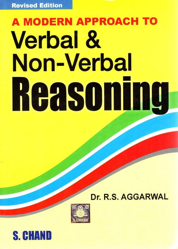 PDF] A Modern Approach to Verbal & Non-Verbal Reasoning By R S