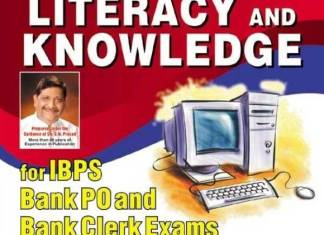 Computer Literacy And Knowledge for Bank PO and Bank Clerk Exam By Kiran Prakashan