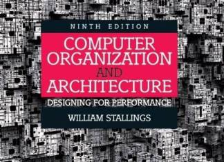 Computer Organization and Architecture : Designing for Performance By William Stallings