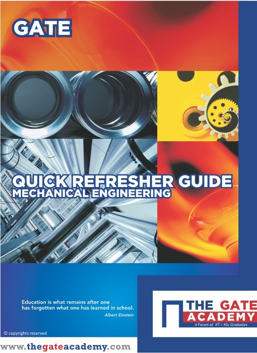 PDF] Quick Refresher Guide For Mechanical Engineering By The
