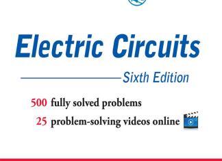 Schaum's Outline of Electric Circuits By Joseph Edminister, Mahmood Nahvi