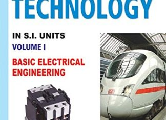 A Textbook of Electrical Technology : Basic Electrical Engineering in S. I. Units (Volume - 1) By B.L. Theraja,‎ A.K. Theraja