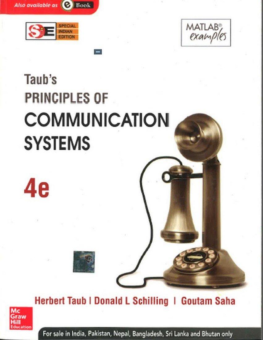 pdf principles of communication systems by herbert taub donald rh easyengineering net Calculus Student Solutions Manual PDF Student Solutions Manual