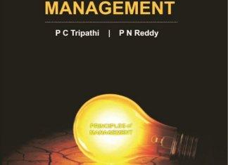 Principles of Management By P C Tripathi, P N Reddy