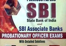 SBI & SBI Associate Banks Probationary Officer Exams Previous Papers With Detailed Solutions