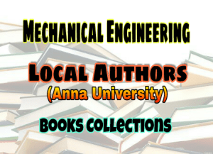 PDF] Mechanical Engineering Local Authors (Anna University