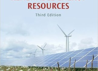 Renewable Energy Resources By John Twidell
