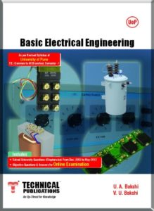 Basic Electrical Engineering By U.A. Bakshi, V.U. Bakshi
