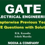 Electrical Engineering GATE Exam Previous Years Solved MCQ By R.K. Kanodia