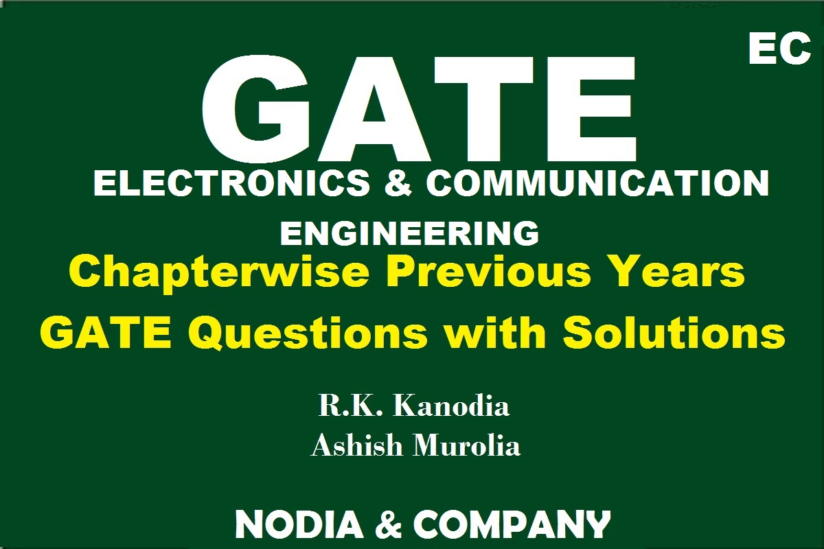 books gate free ece preparation for