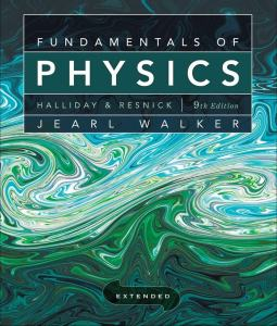 Fundamentals of Physics By Jearl Walker