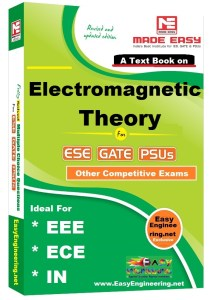 Electromagnetic Theory Made Easy Study Materials for GATE IES PSUs