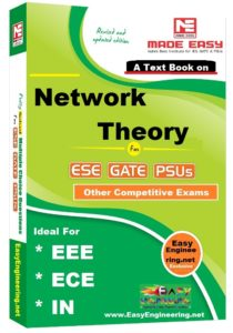 Network Theory EasyEngineering Team Study Materials for GATE IES PSUs