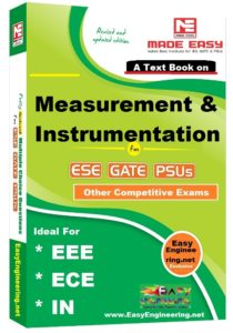 Measurement and Instrumentation EasyEngineering Team Study Materials for GATE IES PSUs