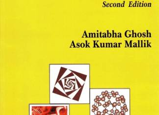 Manufacturing Science By Amitabha Ghosh, Ashok Kumar Mallik