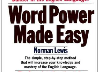 Word Power EasyEngineering Team By Norman Lewis