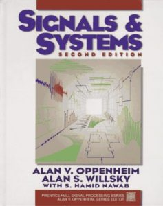 Signals and Systems By Alan V. Oppenheim, Alan S. Willsky, with S. Hamid