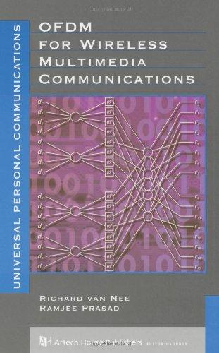 OFDM for Wireless Multimedia Communications By Richard Van Nee, Ramjee Prasad