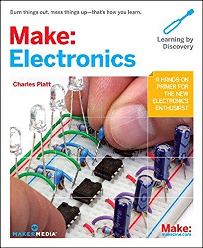 Electronics Enthusiast Book