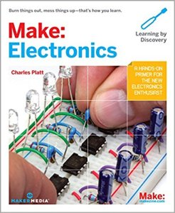 Make: Electronics (Learning by Discovery) By Charles Platt