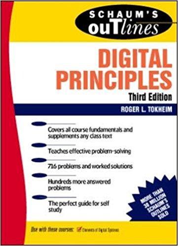 Schaum's Outline of Digital Principles By Roger L Tokheim