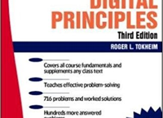 Schaum's Outline of Digital Principles By Roger L Tokheim
