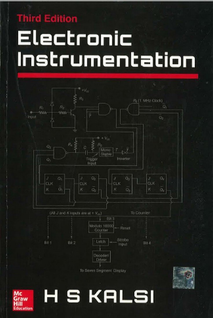 Electronic Instrumentation By H.S. Kalsi