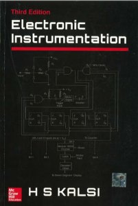 Electronic Instrumentation By H.S. Kalsi
