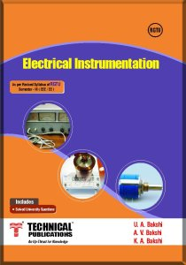 Electrical Instrumentation By U.A.Bakshi, A.V.Bakshi