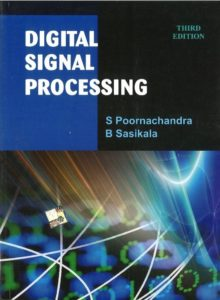 Digital Signal Processing By S Poornachandra, B Sasikala