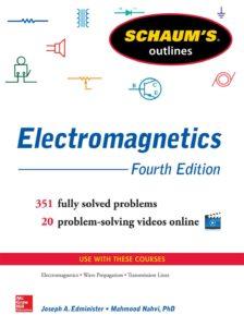 Schaum's Outline of Electromagnetics By Joseph Edminister, Mahmood Nahvi