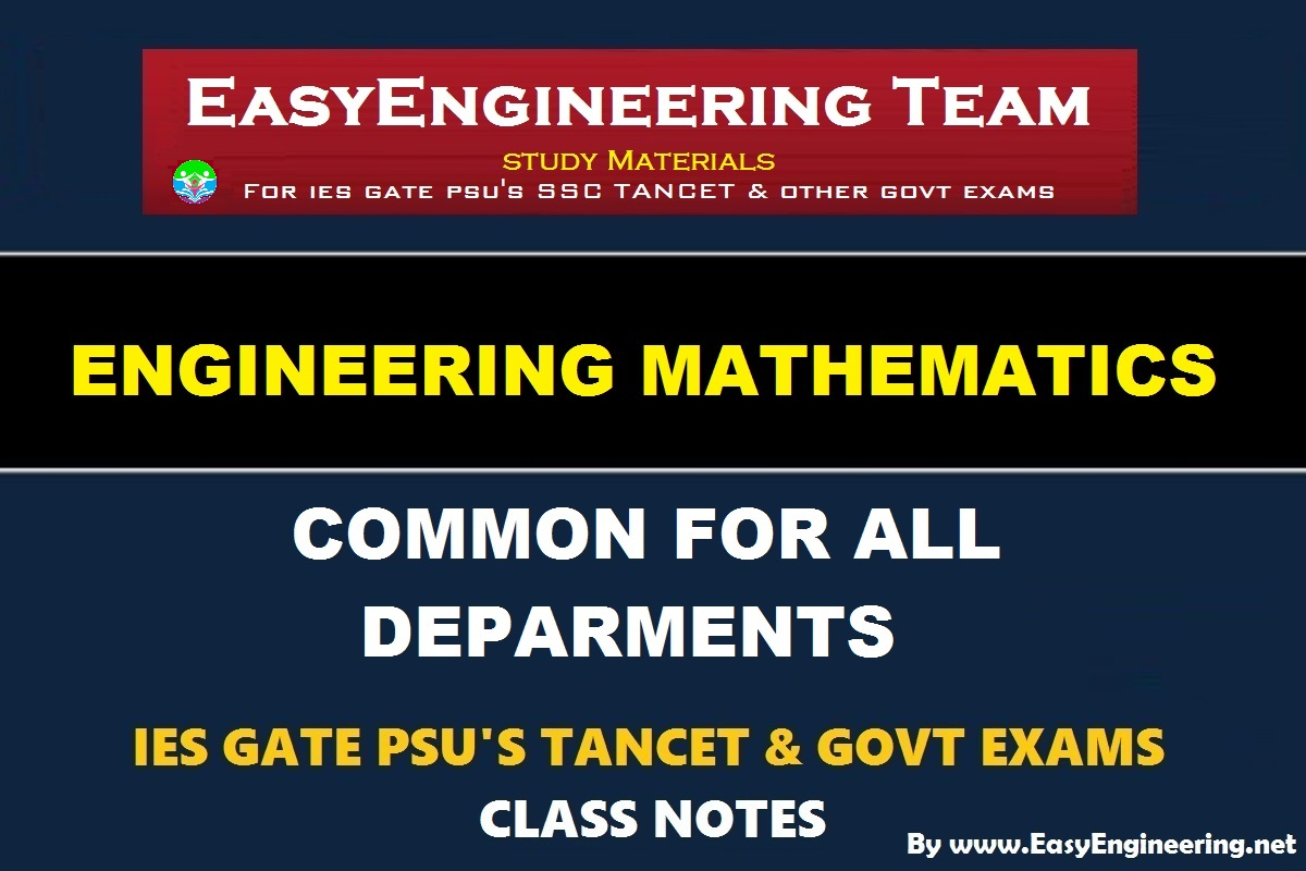 Gate Notes For Ece Pdf