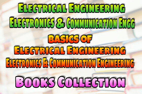 Electronics Communication Engineering Books Pdf Format