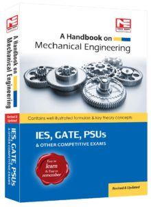 A Handbook on Mechanical Engineering By EasyEngineering Team Publications