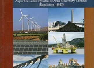 Renewable Sources Of Energy (Local Author) By Dr. G. K. Vijayaraghavan, Dr. R. Rajappan, Dr. S. Sundaravalli