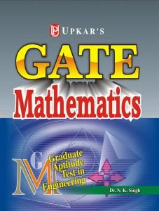 Upkar GATE Mathematics By N. K. Singh