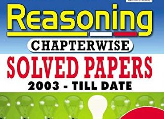 Kiran's Bank Clerk Reasoning Chapterwise Solved Papers 2003 to Till Date By Kiran Prakashan