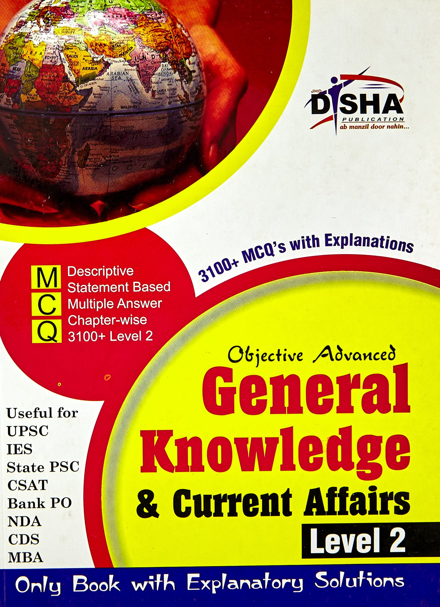 PDF] Objective General Knowledge & Current Affairs level 2