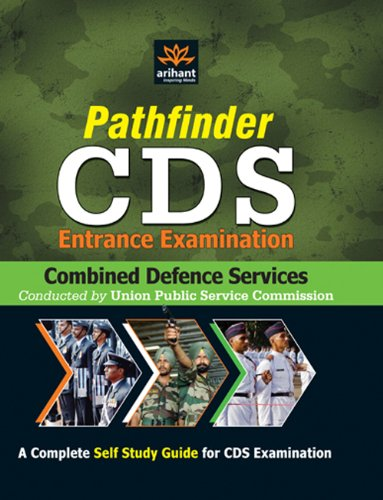 PDF] Pathfinder CDS Entrance Examination Conducted By UPSC