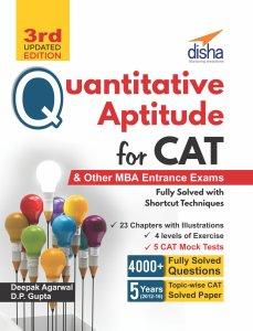 Quantitative Aptitude for CAT/ XAT/ IIFT/ CMAT/ MAT/ Bank PO/ SSC By D. P. Gupta, Deepak Agarwal