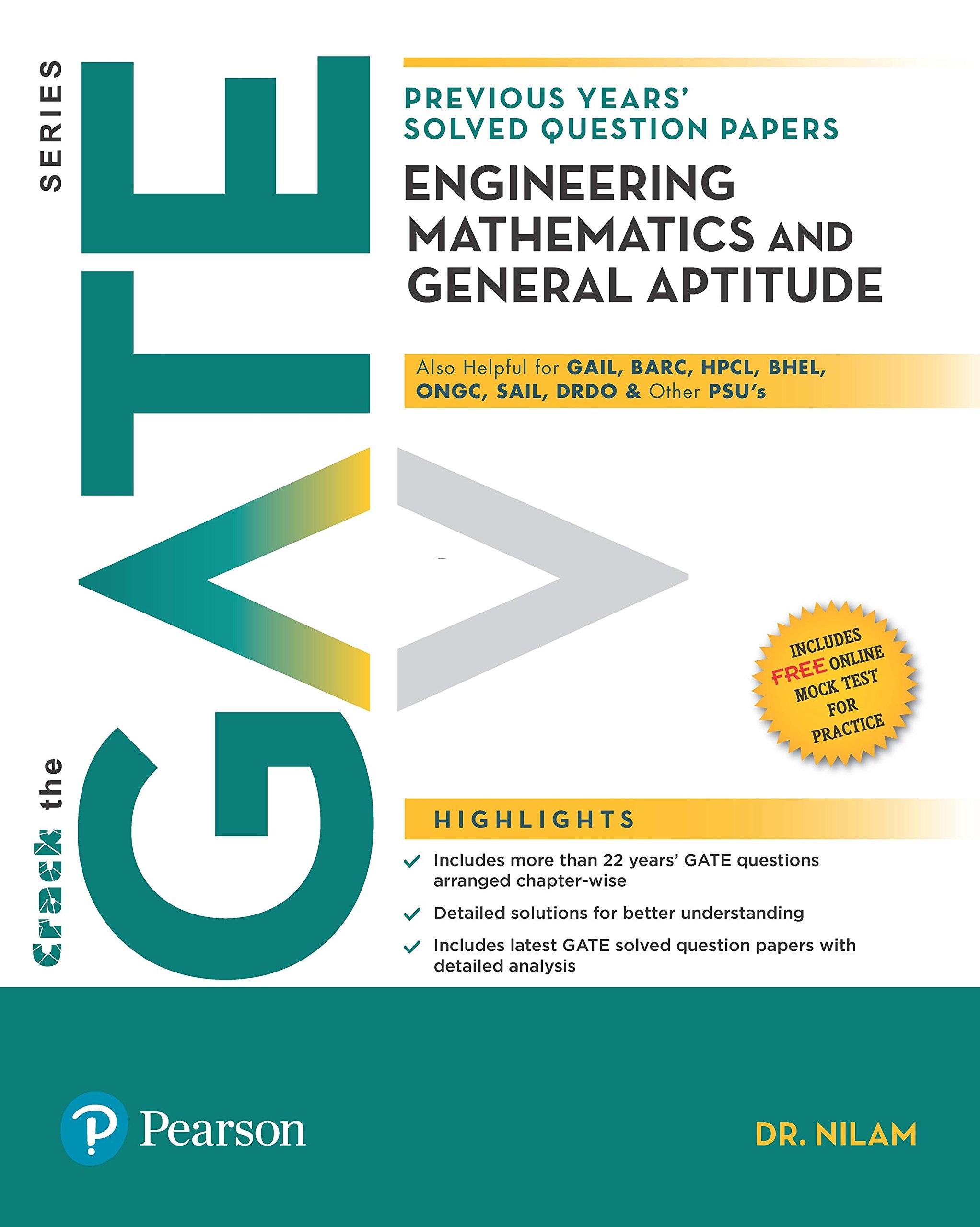 PDF] GATE Engineering Mathematics and General Aptitude