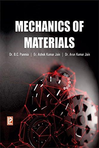 Mechanics of Materials By B C  Punmia, Ashok Kumar Jain