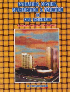 PDF] Estimating, Costing, Specification & Valuation In Civil
