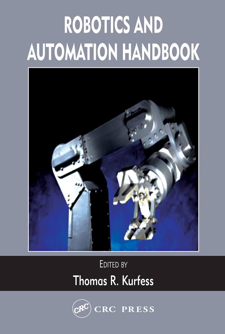 PDF] Robotics and Automation Handbook By Thomas R  Kurfess Book Free