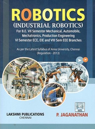 PDF] Robotics (Industrial Robotics) By P Jaganathan (Local Author