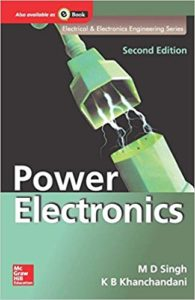 PDF] Power Electronics By M D Singh, K B Khanchandani Book