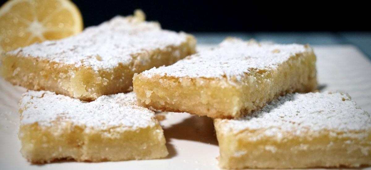 Ultimate Lemon Squares