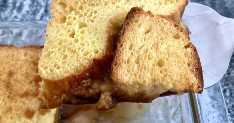 Crème Brûlée French Toast