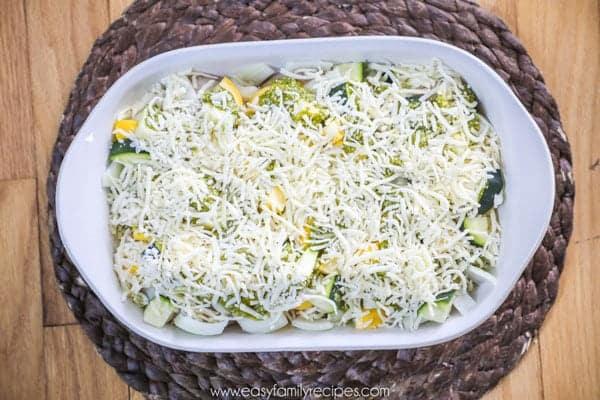 Chicken Zucchini Casserole Step 4