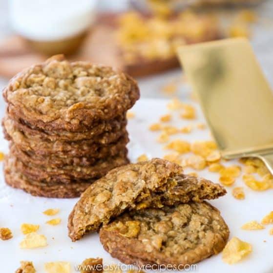 Corn Flake Cookie